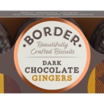 Border Biscuits - Dark Chocolate Gingers (Case of 14)