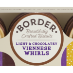 Border Biscuits - Chocolate Viennese Whirls (Case of 12)